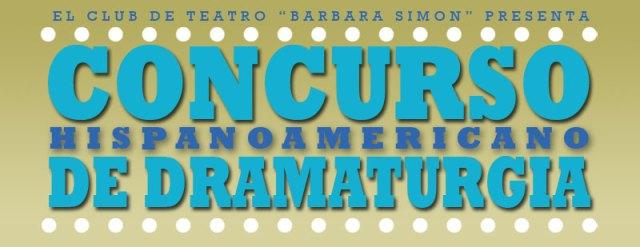 CONCURSO Teatro