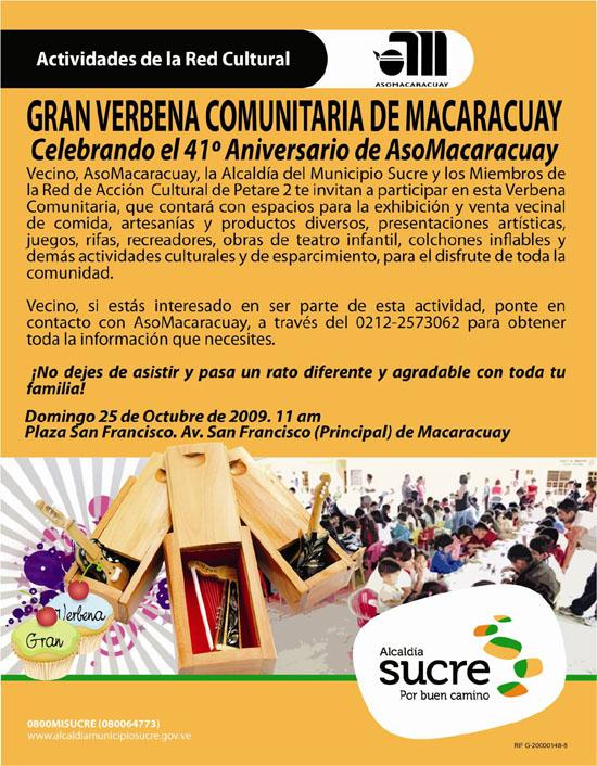 VERBENA MACARACUAY
