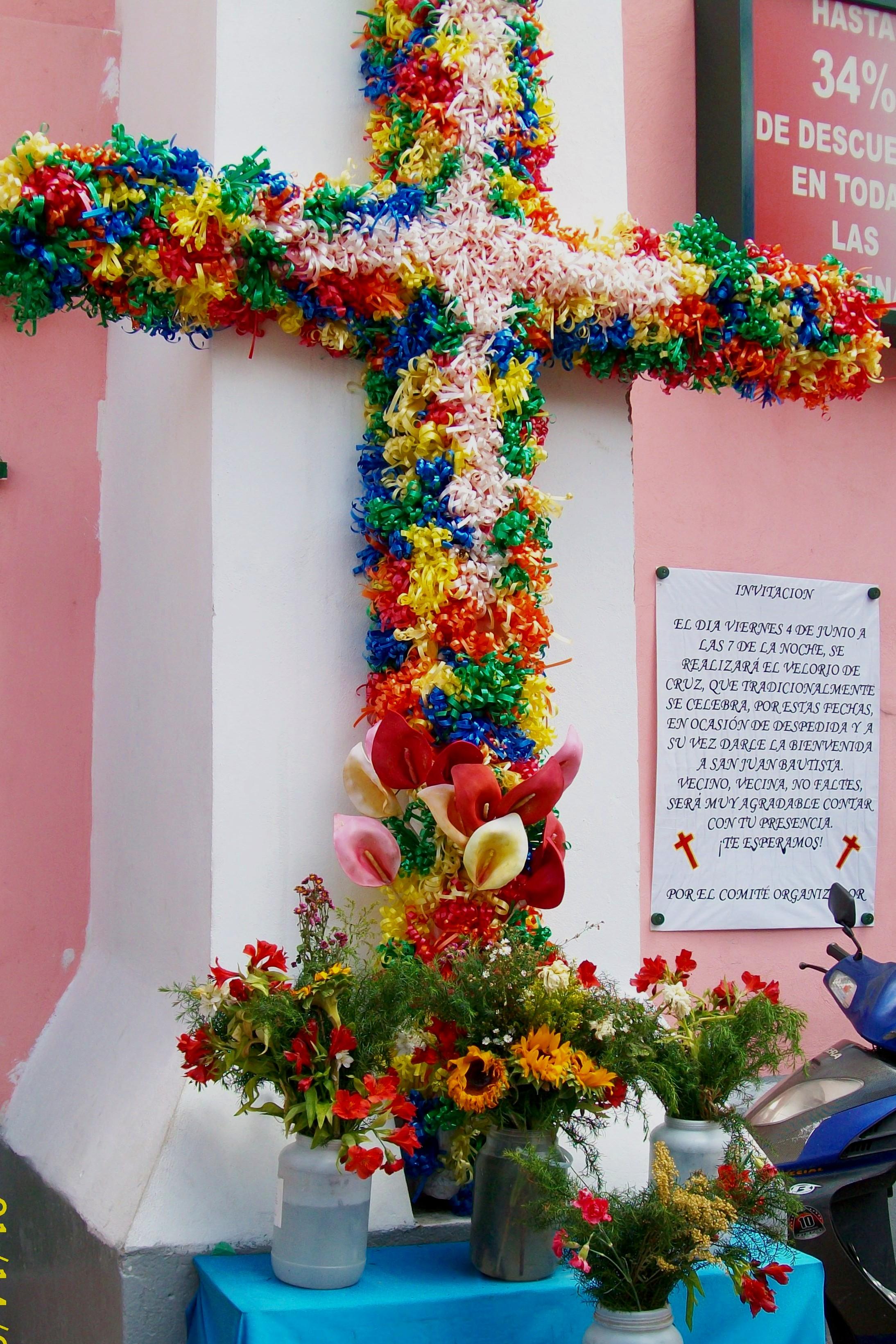Resultado de imagen de venezuela fiesta de cruz de mayo