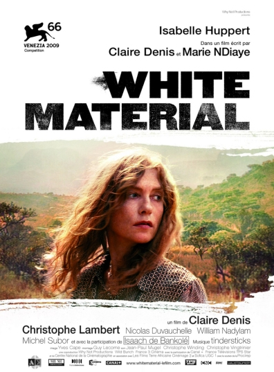white-material