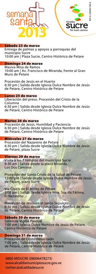 volante actividades semana santa 2013 copia