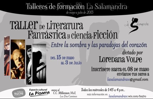 Taller de Lit Fantástica_La Salamandra