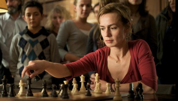 La jugadora de ajedrez