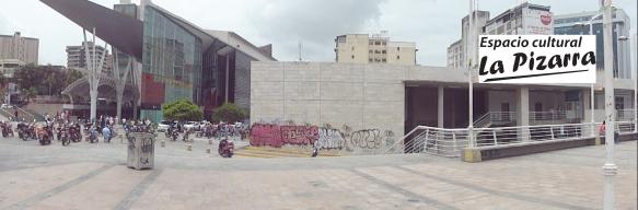 Espacio cultural La Pizarra