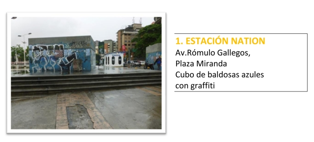 Estación 1