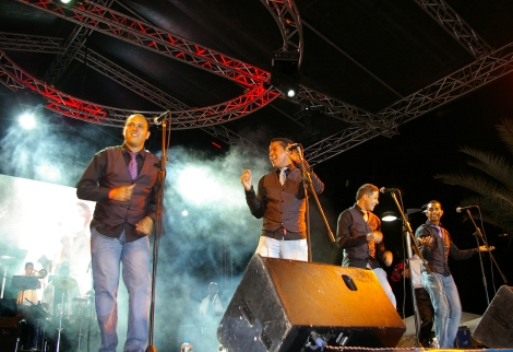Orquesta Vanguardia Latina
