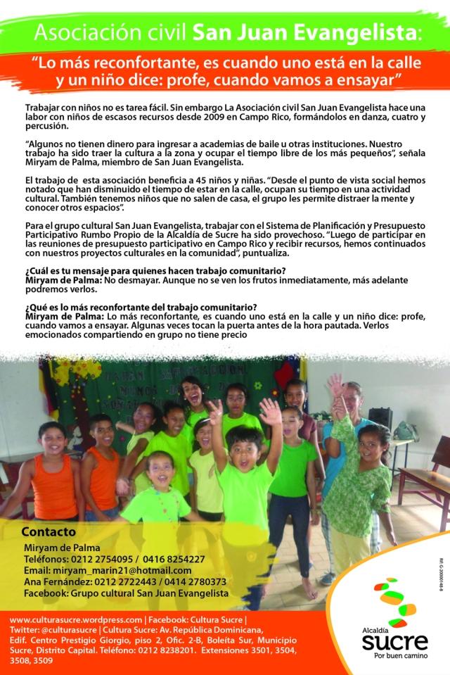 Boletín asociacion civil San Juan Evangelista original_low res