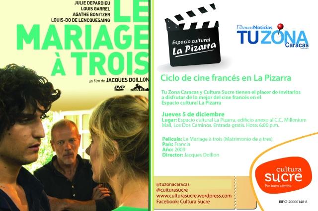 cine francés en La Pizarra 6-12 copy