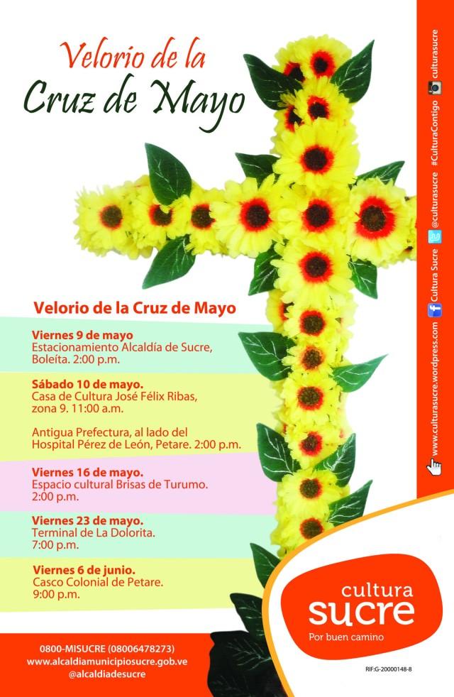 afiche de Cruz de Mayo 2014 _loe res