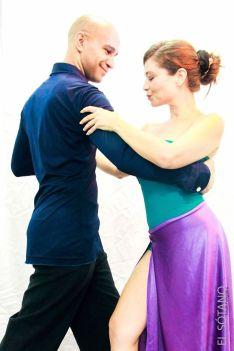 Madeylen Baute Tango en La Pizarra