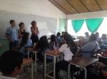 Encuentro con los estudiantes de la U.E.M. Sagrado Corazón de Jesús