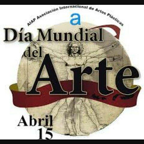 dia mundial del arte