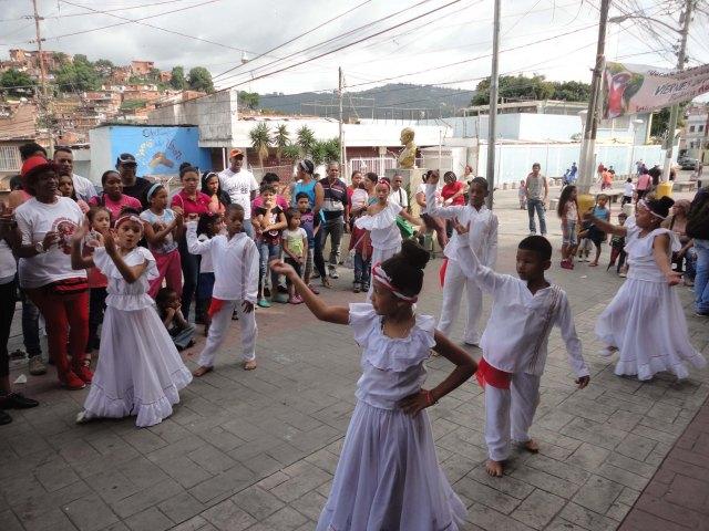 7 Bailes y celebración