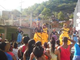 Grupo de Danza Invitado